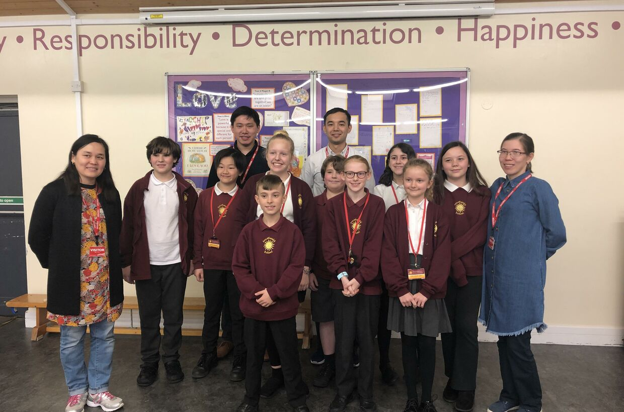 Southwold Welcomes Visiting Educators from Kazakhstan