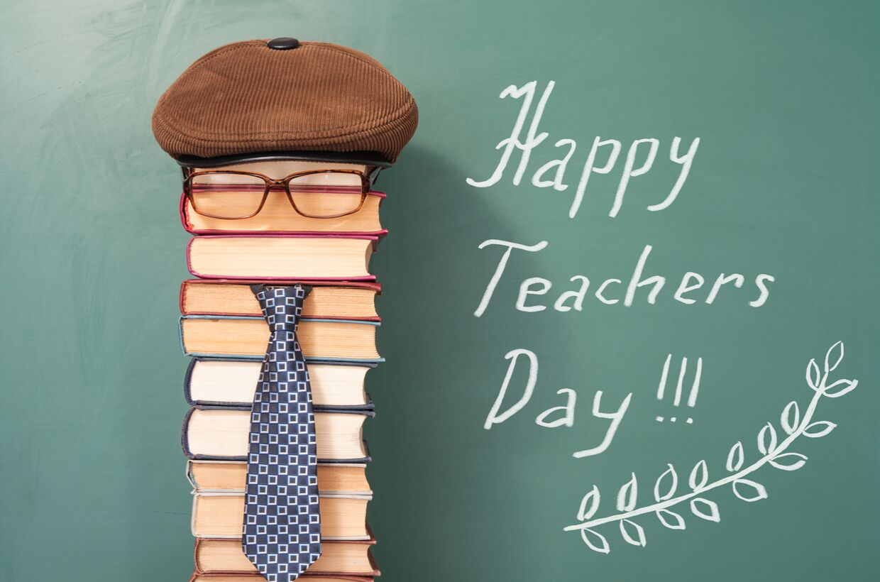 Celebrating Our Wonderful Staff on World Teachers' Day