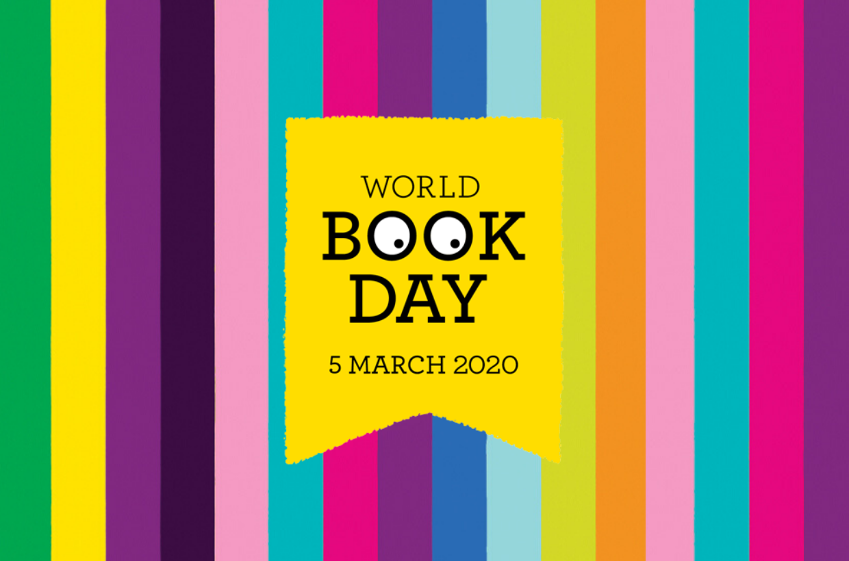 Celebrating Reading on World Book Day